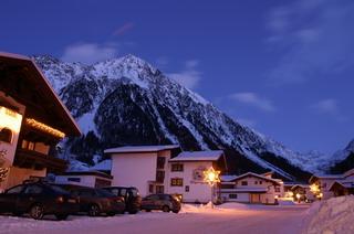 Путешествие в Австрию. Зольден