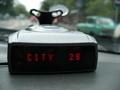 Радар детектор в режиме город