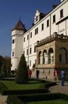 замок konopishte